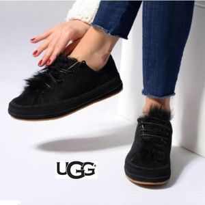 Ugg Sneakers With Fur